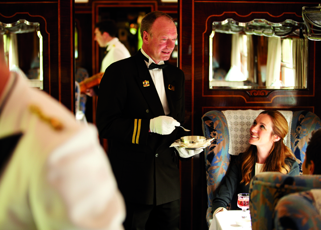 Belmond British Pullman & 5* Rosewood London stay, A day on Venice Simplon-Orient-Express's sister train - save 35%