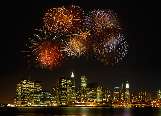 Silvester in New York, New York city, USA - save 19%