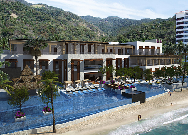 Accommodation Hyatt Ziva Puerto Vallarta, Puerto Vallarta, Mexico - save 50%