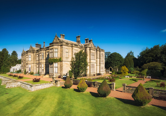Matfen Hall Hotel, Golf & Spa, Matfen, Northumberland - save 70%
