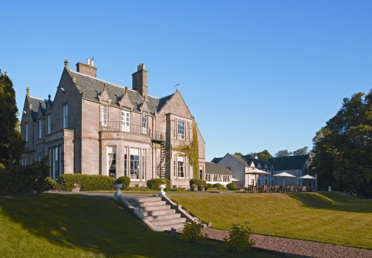 Norton House Hotel & Spa, Edinburgh, Scotland - save 44%