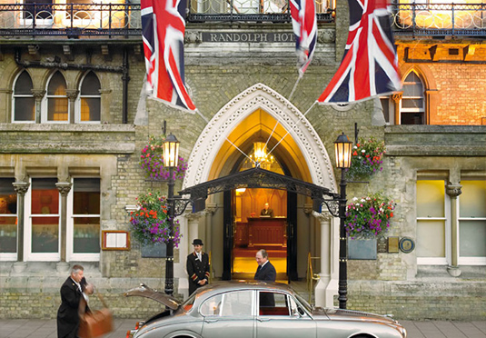 Macdonald Randolph Hotel, Oxford, Oxfordshire - save 51%