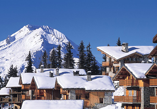 La Rosiere ski holiday, Chalets Papillon, France - save 21%