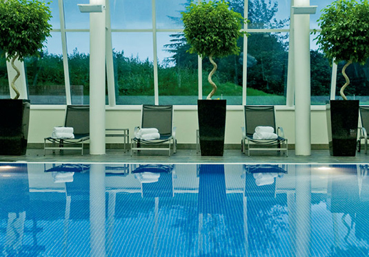 Macdonald Portal Hotel, Golf & Spa, Tarporley, Cheshire - save 34%