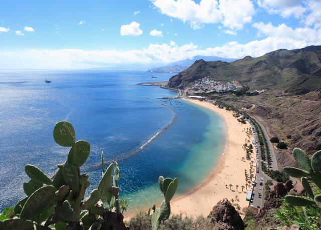 Hotel El Tope****, Tenerife, Kanárské ostrovy, Španělsko - save 50%
