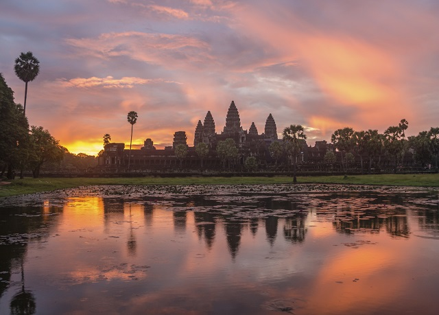 Vietnam & Cambodia with Mekong cruise