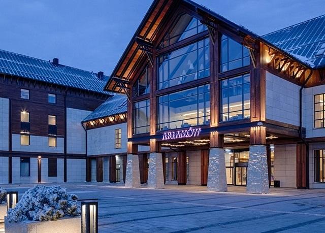 Hotel Arlamov ****, Arlamov, Bukovské vrchy, Polsko - save 50%