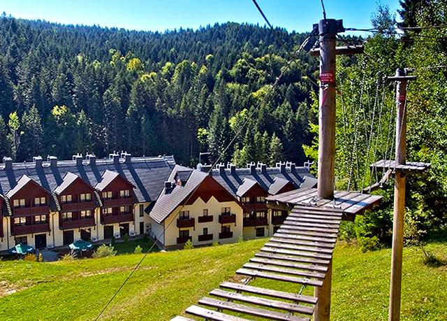 Hotel Wierchomla SKI & SPA Resort***, Wierchomla Mała, Polsko - save 46%