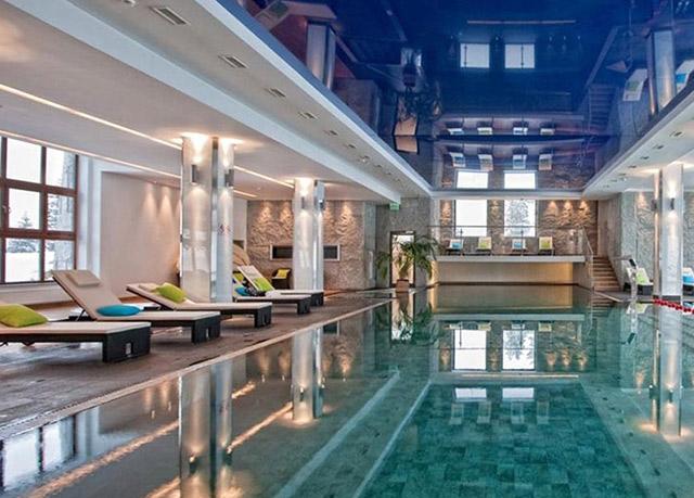 Grand Hotel Nosalowy ****, Zakopane, Tatry, Polsko - save 15%