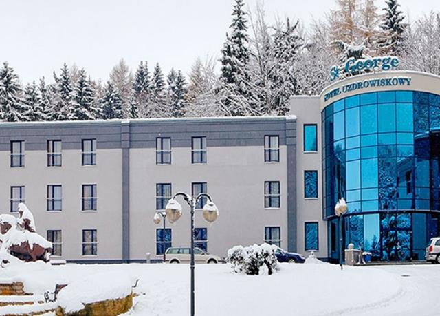 Hotel Uzdrowiskowy St. George ***, Kudowa-Zdrój, Polsko - save 81%