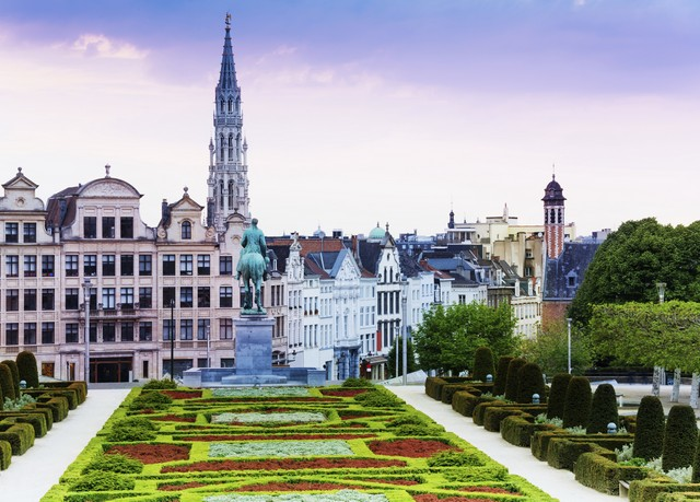 Classic Brussels break with Eurostar travel