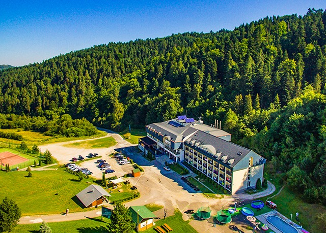 Hotel Plejsy Wellness & Fun Resort***, Krompachy, Spiš, Slovensko - save 51%