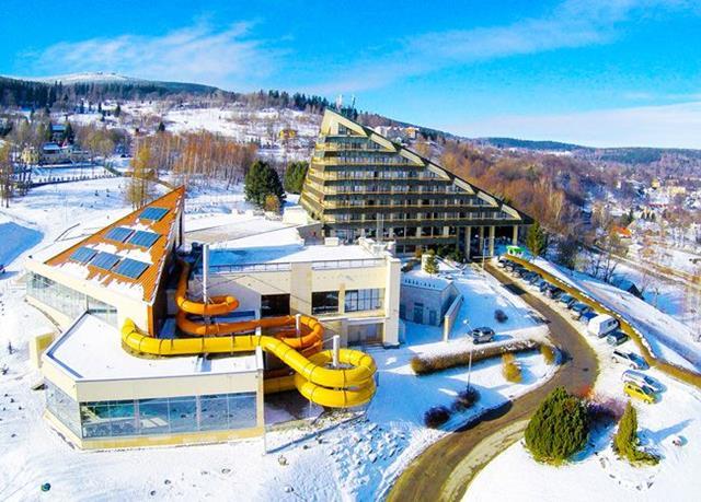 Interferie Aqua Park Sport Hotel, Świeradów-Zdrój, Sudety, Polsko - save 52%