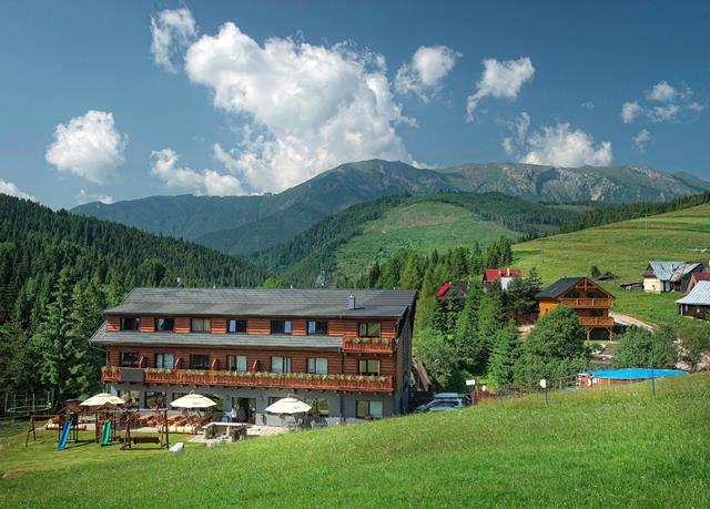 Hotel Bachledka**** Strachan, Ždiar, Slovensko - save 58%