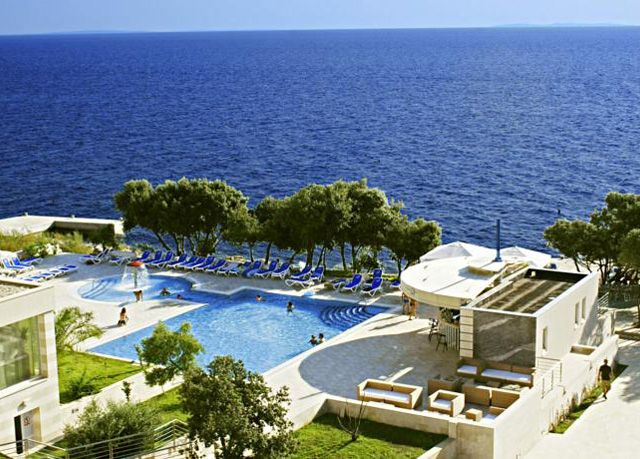 Luna Island Hotel****, Ostrov Pag, Chorvatsko - save 24%