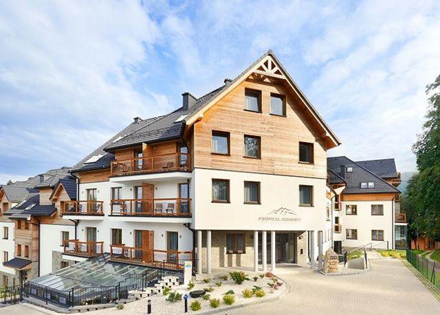 Cristal Resort by Zdrojowa ***, Sklářská Poruba, Dolní Slezsko, Polsko - save 36%