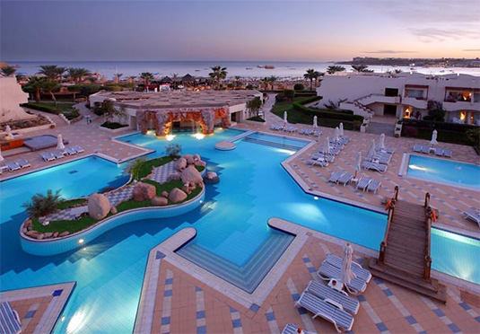 5* full board Red Sea holiday, Sharm El Sheikh Marriott Resort, Egypt - save 42%