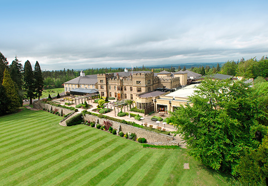 De Vere Slaley Hall Hotel, Hexham, Northumberland - save 43%