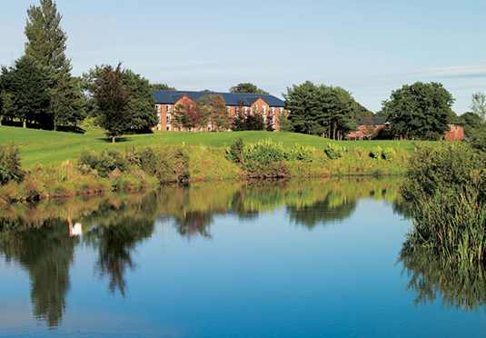 Macdonald Hill Valley Hotel, Golf & Spa, Whitchurch, Shropshire - save 47%