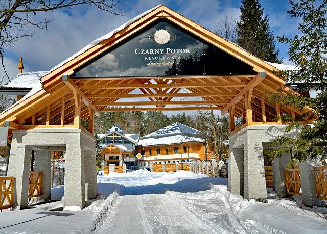 Czarny Potok Resort & SPA ****, Krynica-Zdrój, Beskydy, Polsko - save 14%