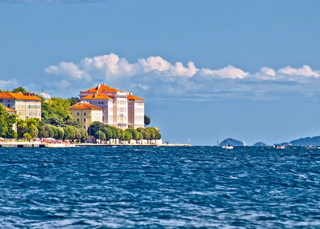 Hotel Donat - All Inclusive, Zadar, Chorvatsko - save 29%