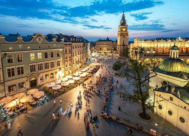 Best Western Premier Hotel Kraków ****, Krakov, Polsko - save 35%