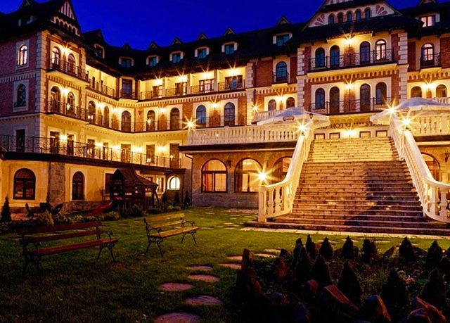 Grand Hotel Stamary ****, Zakopané, Tatry, Polsko - save 57%