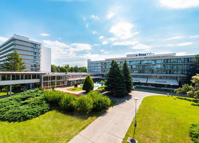 Danubius Health Spa Hotel Grand Splendid***, Piešťany, Slovensko - save 52%