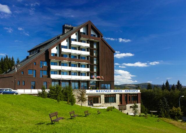 Orea Resort Horizont***, Železná Ruda - save 13%