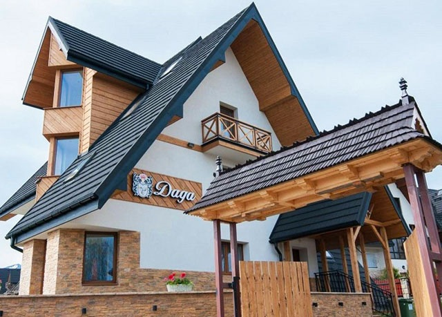 Willa Daga Resort & SPA, Zakopané, Tatry, Polsko - save 39%