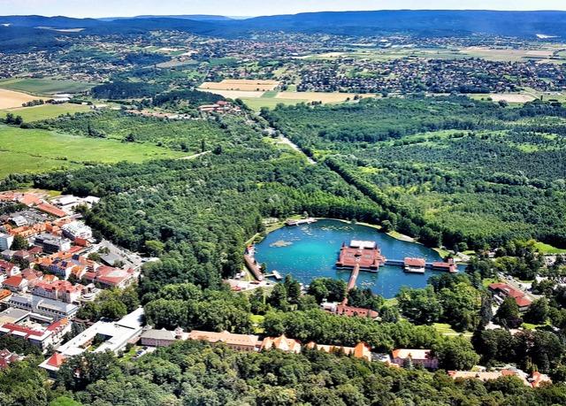 Tokajer Wellness Panzió, Keszthely, Maďarsko - save 55%