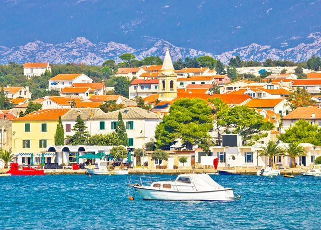 Penzion Comfort Bok, Novalja, ostrov Pag, Chorvatsko - save 22%