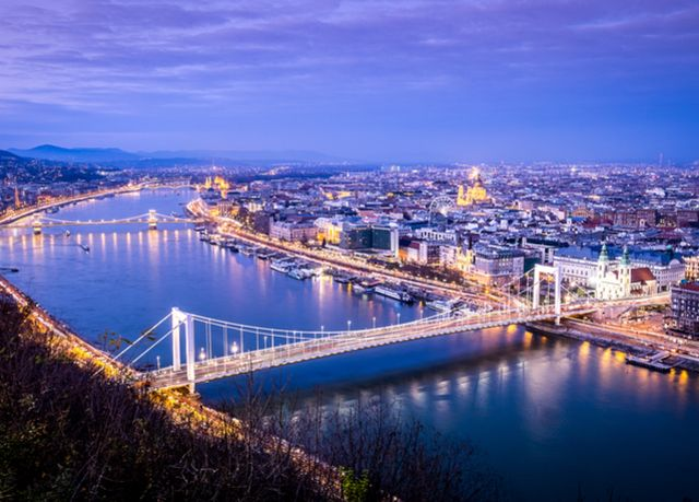 Hotel Expo Congress ****, Budapešť, Maďarsko - save 24%