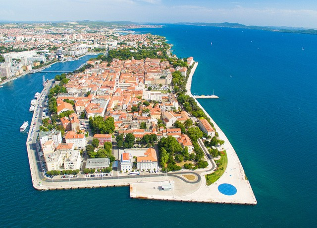 Hotel Mediteran ***, Zadar, Chorvatsko - save 10%