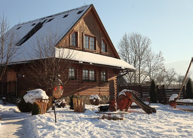 Wooden cottages Magura Village, Malatiny, Slovensko - save 20%