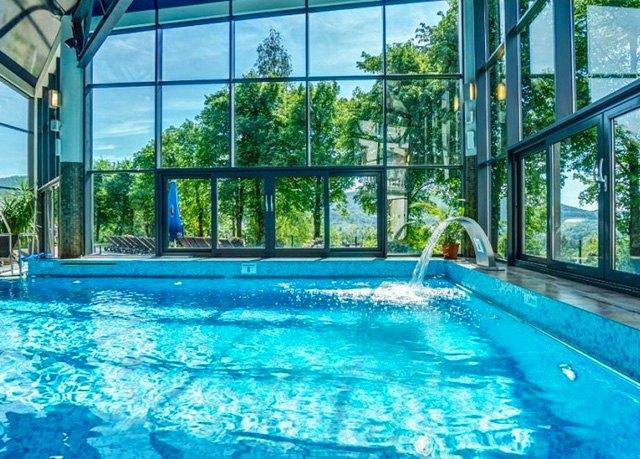 SPA & Wellness Hotel Diament ****, Ustroń, Slezské Beskydy, Polsko - save 14%