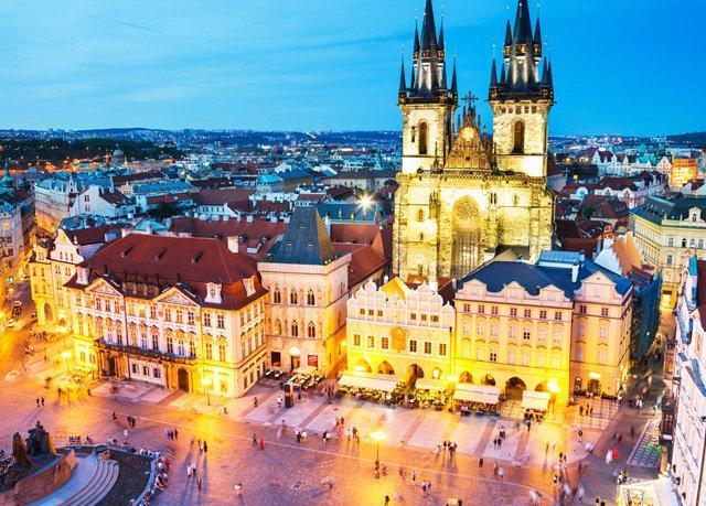 Hotel Expo****, Praha - save 24%