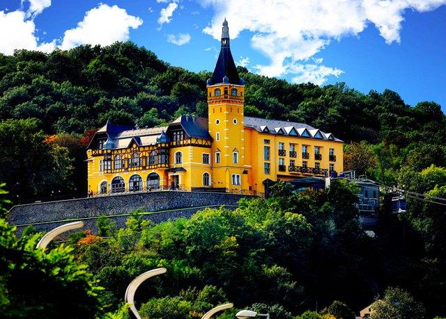Hotel Větruše ****, Ústí nad Labem - save 47%