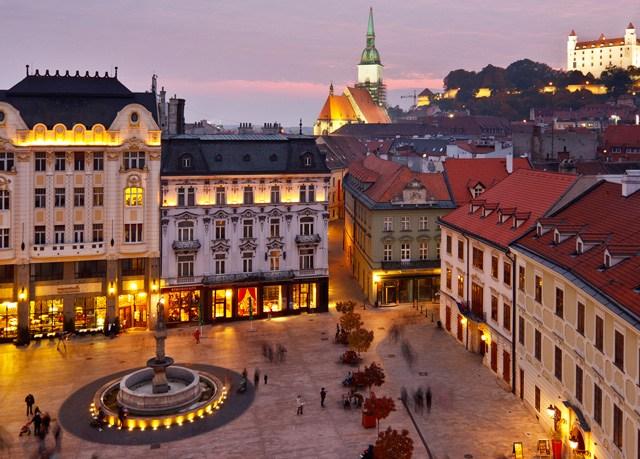 Botel Pressburg, Bratislava, Slovensko - save 16%