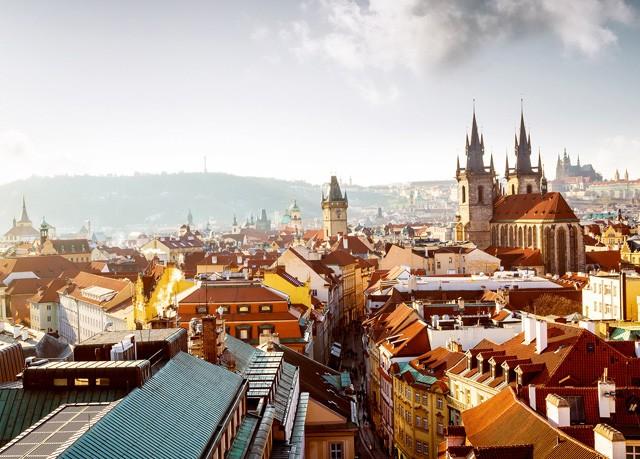Hotel Voyage****, Praha - save 54%
