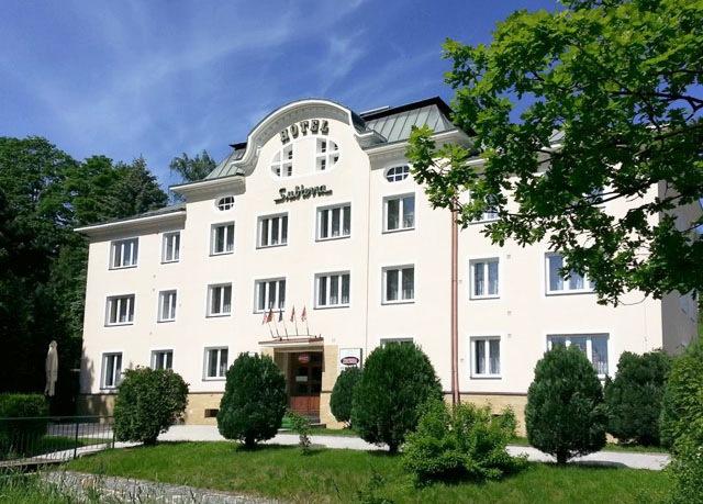 Hotel Subterra ***, Horní Žďár, Ostrov - save 54%