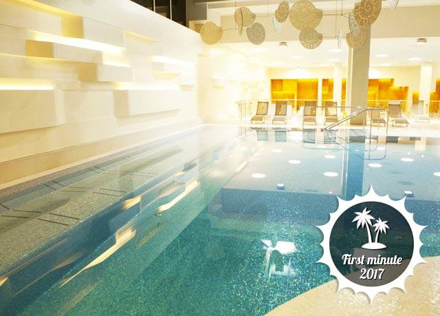 Grand Hotel Portorož *****, Portorož, Slovinsko - save 45%