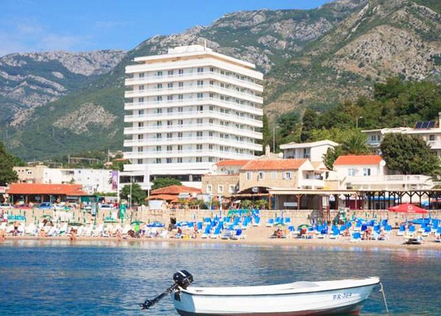 Hotel Sato, Sutomore, Černá Hora - save 48%