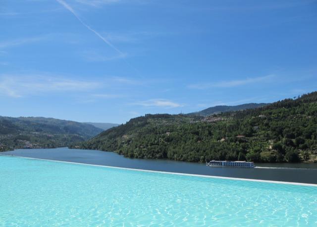 5* Douro River spa break
