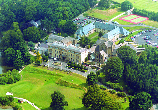 The Shrigley Hall Hotel, Golf & Country Club, Pott Shrigley, Cheshire - save 42%