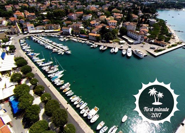 Hotel Malin, Malinska, ostrov Krk, Chorvatsko - save 36%