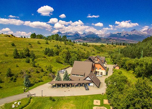Hotel Sipox***, Štrba, Slovensko - save 51%