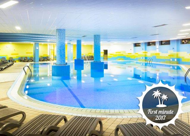 Remisens Hotel Lucija***, Portorož, Slovinsko - save 43%