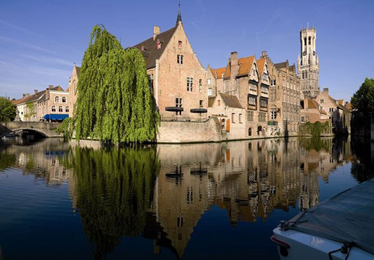 5* Bruges city break with Eurostar, Hotel Dukes Palace, Belgium - save 30%