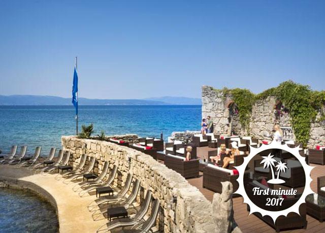 Hotel Jadran***, Njivice, ostrov Krk, Chorvatsko - save 22%
